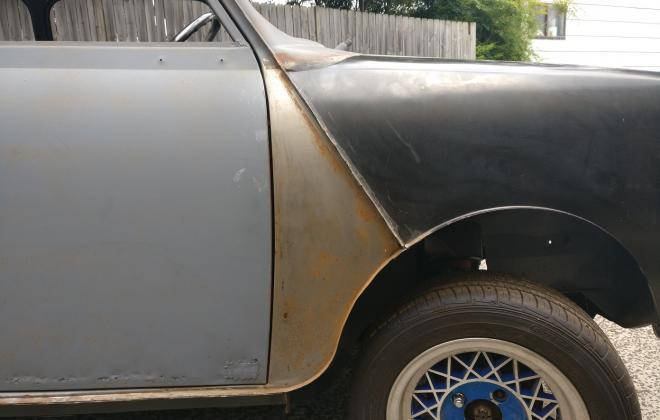 For Sale - 1971 British Mini body for sale Australia clubman sydney (1).jpg