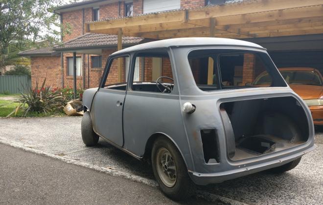 For Sale - 1971 British Mini body for sale Australia clubman sydney (21).jpg