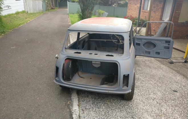For Sale - 1971 British Mini body for sale Australia clubman sydney (40).jpg