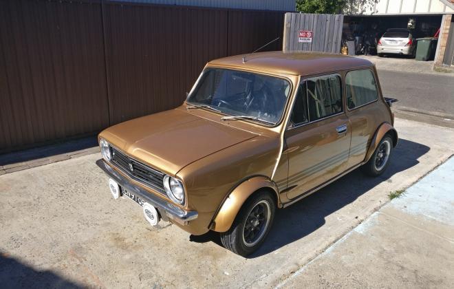 For Sale - 1978 Leyland Mini 1275 LS Sydney Australia (1).jpg