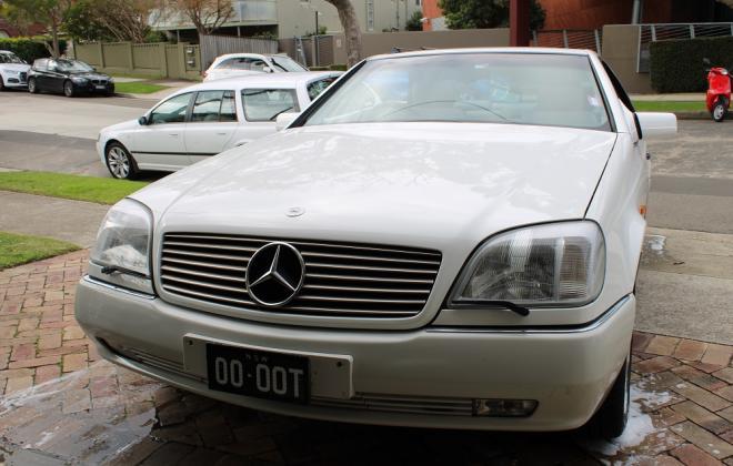 For Sale - 1995 Mercedes S500 Coupe Sydney Australia NSW (3).JPG