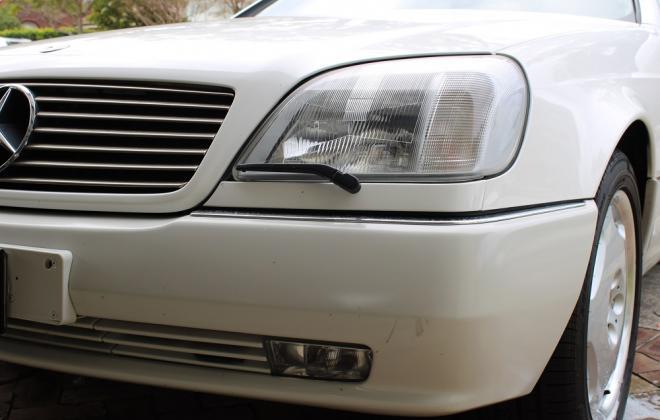 For Sale - 1995 Mercedes S500 Coupe Sydney Australia NSW (4).JPG