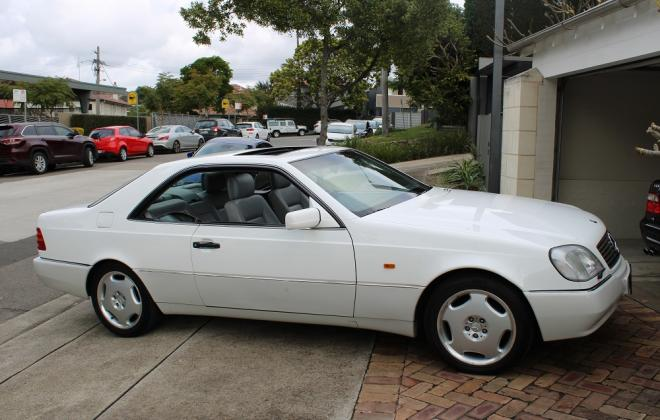 For Sale - 1995 Mercedes S500 Coupe Sydney Australia NSW (8).JPG
