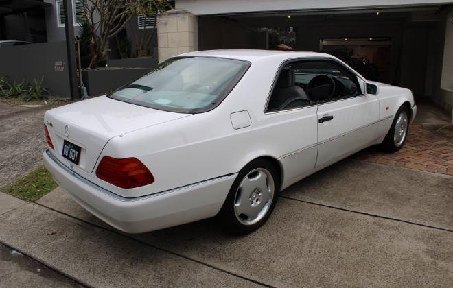 For Sale - 1995 Mercedes S500 Coupe Sydney Australia NSW (9).JPG