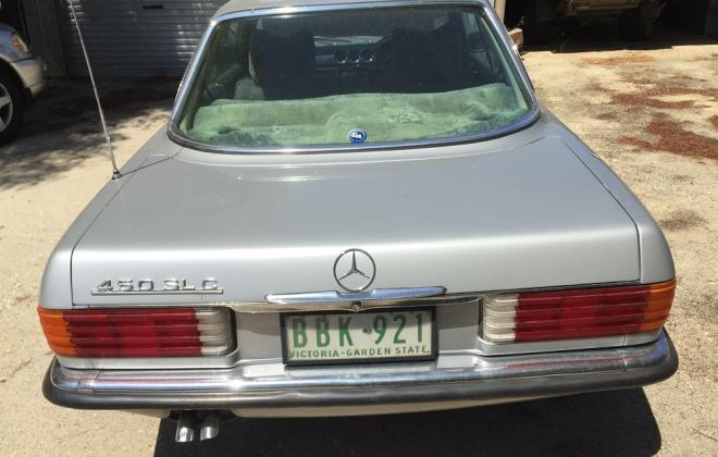 For Sale - Melbourne 1978 Mercedes 450SLC silver (1).jpg