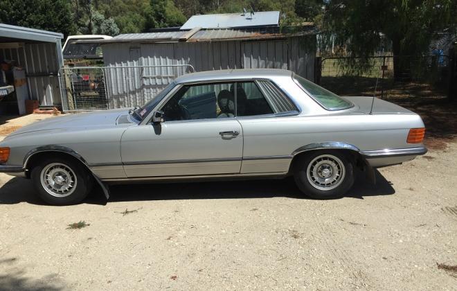 For Sale - Melbourne 1978 Mercedes 450SLC silver (3).jpg