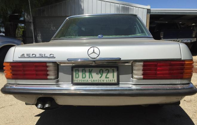 For Sale - Melbourne 1978 Mercedes 450SLC silver (5).jpg