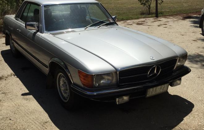 For Sale - Melbourne 1978 Mercedes 450SLC silver (6).jpg