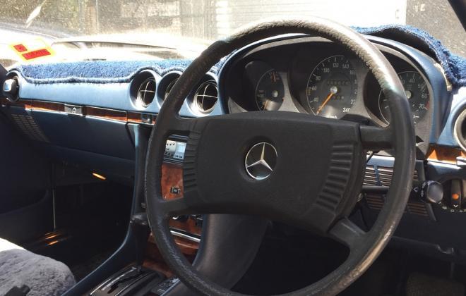 For Sale - Melbourne 1978 Mercedes 450SLC silver (7).jpg