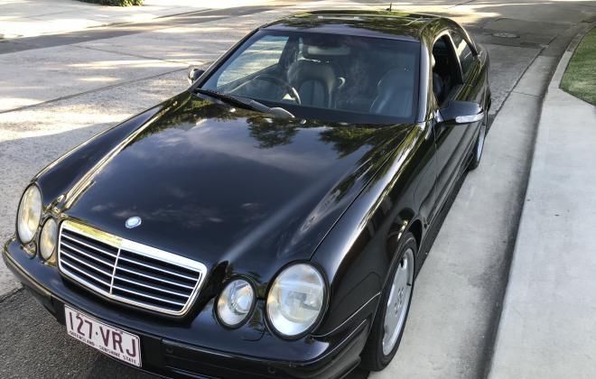 For Sale - Mercedes CLK55 AMG Coupe Black Sydney Australia (1).jpg