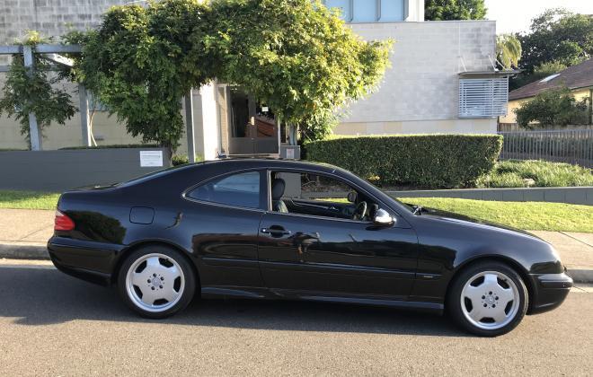 For Sale - Mercedes CLK55 AMG Coupe Black Sydney Australia (3).jpg
