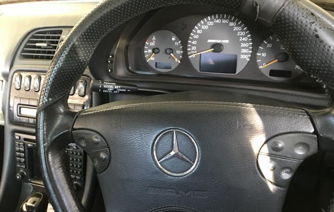 For Sale - Mercedes CLK55 AMG Coupe Black Sydney Australia (4).jpg