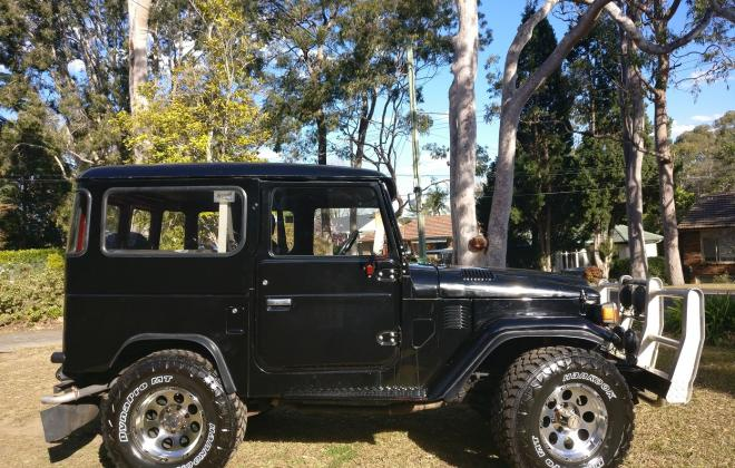 For Sale 1977 Toyota Land Cruiser FJ40 SWB V8 350 conversion Sydney Australia  (8).jpg