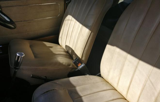 For Sale 1978 Leyland Mini 1275 LS Sydney Australia Interior images 1 (3).jpg