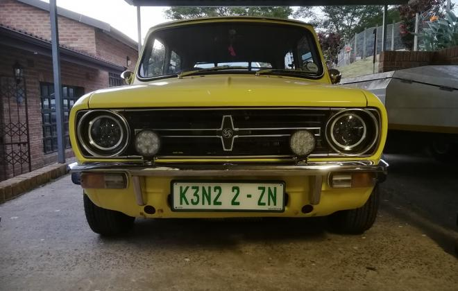 For Sale 1983 Leyland Mini 1275 E (south Africa) yellow paint (1).jpg