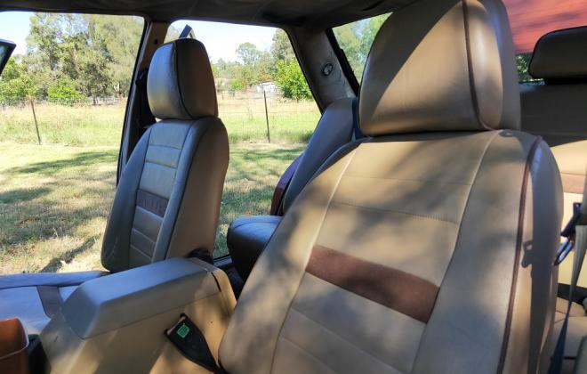 For Sale Ford Fairmont Ghia XE interior trim pictures Chamois leather (9).jpg