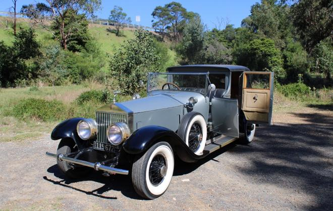 For Sale Vintage 1927 Rolls Royce Phantom pics (11).JPG