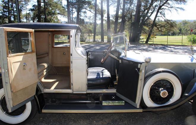 For Sale Vintage 1927 Rolls Royce Phantom pics (15).JPG