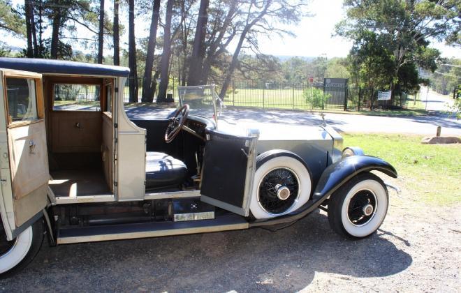 For Sale Vintage 1927 Rolls Royce Phantom pics (16).JPG