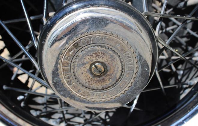 For Sale Vintage 1927 Rolls Royce Phantom pics (6).JPG