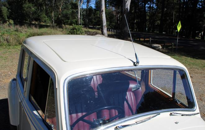 For sale - 1951 Bentley Mark VI Mark 6 White southern highlands NSW (18).JPG