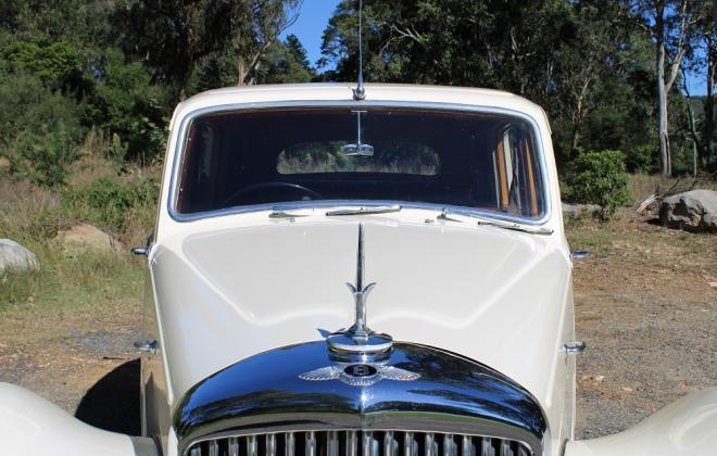 For sale - 1951 Bentley Mark VI Mark 6 White southern highlands NSW (7).JPG