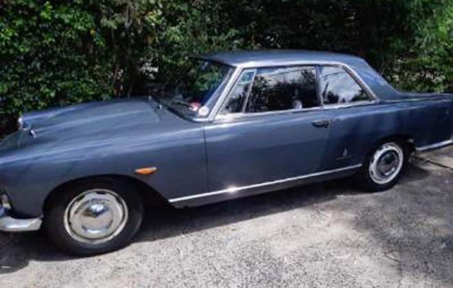 For sale - 1960 Lancia Flaminia Pininfarina coupe blue images Sydney Australia (2).jpeg