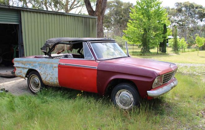 For sale - 1964 Studebaker Daytona convertible cabriolet RHD Australia (12).jpg