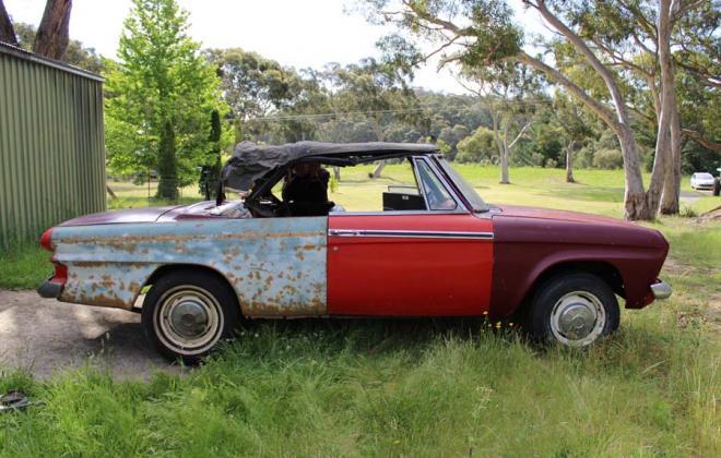 For sale - 1964 Studebaker Daytona convertible cabriolet RHD Australia (14).jpg