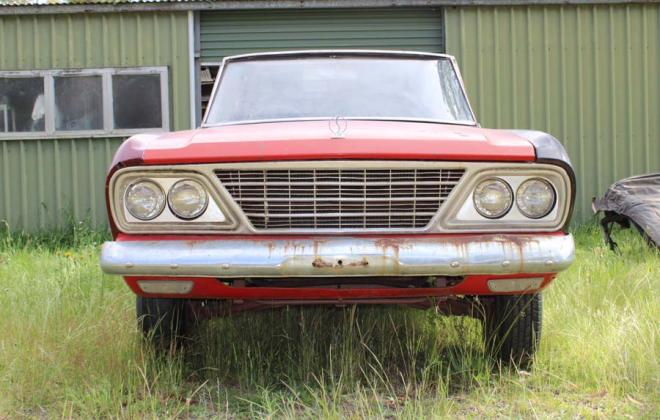 For sale - 1964 Studebaker Daytona convertible cabriolet RHD Australia (17).jpg