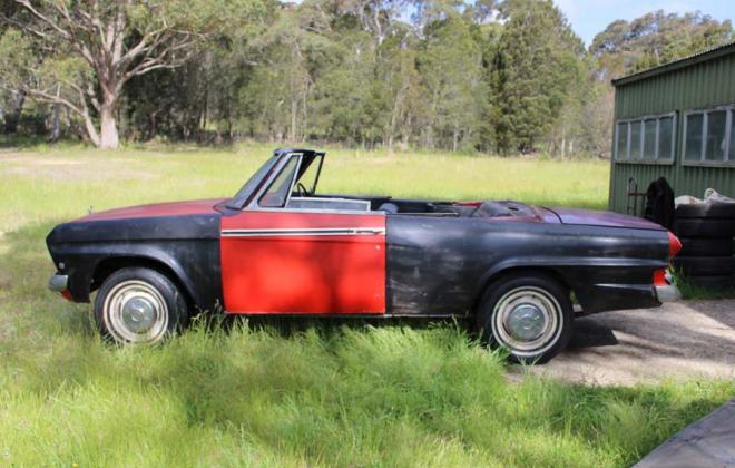 For sale - 1964 Studebaker Daytona convertible cabriolet RHD Australia (21).jpg