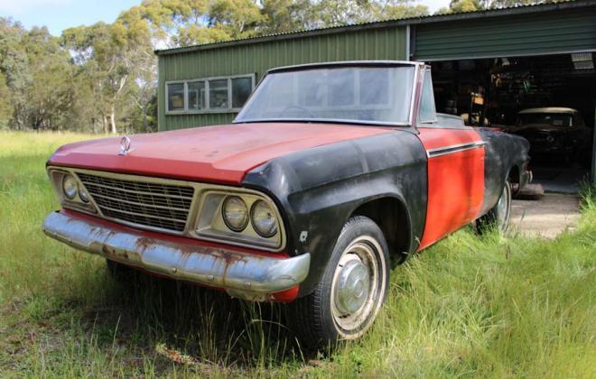 For sale - 1964 Studebaker Daytona convertible cabriolet RHD Australia (24).jpg
