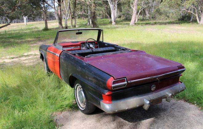 For sale - 1964 Studebaker Daytona convertible cabriolet RHD Australia (26).jpg