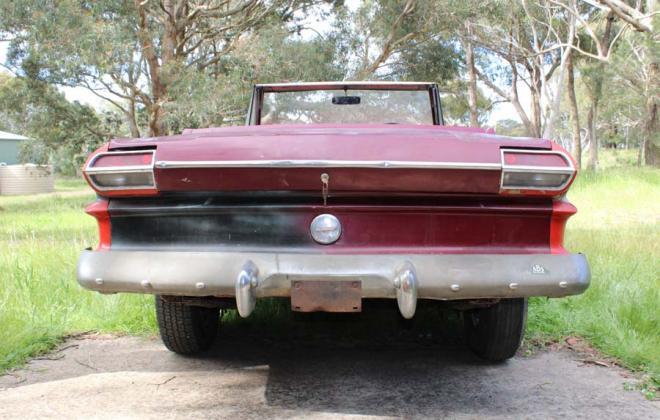 For sale - 1964 Studebaker Daytona convertible cabriolet RHD Australia (28).jpg