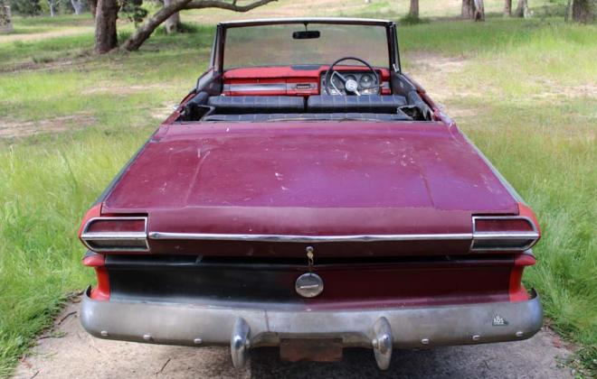 For sale - 1964 Studebaker Daytona convertible cabriolet RHD Australia (30).jpg