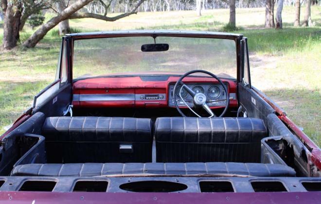 For sale - 1964 Studebaker Daytona convertible cabriolet RHD Australia (59).jpg