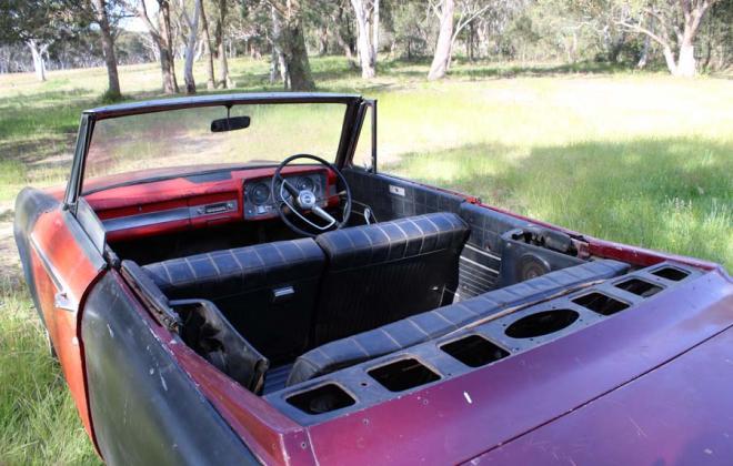 For sale - 1964 Studebaker Daytona convertible cabriolet RHD Australia (60).jpg