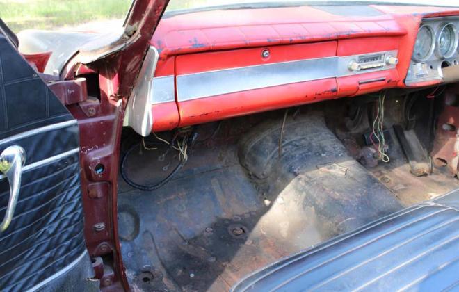 For sale - 1964 Studebaker Daytona convertible cabriolet RHD Australia (62).jpg