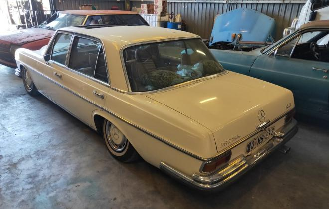 For sale - 1969 Mercedes 300SEL 6.3 Sedan White Australia RHD W108 W109(22).jpg