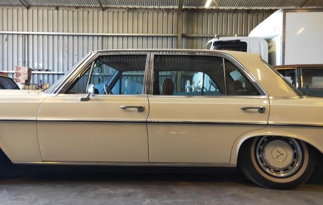 For sale - 1969 Mercedes 300SEL 6.3 Sedan White Australia RHD W108 W109(3).jpg