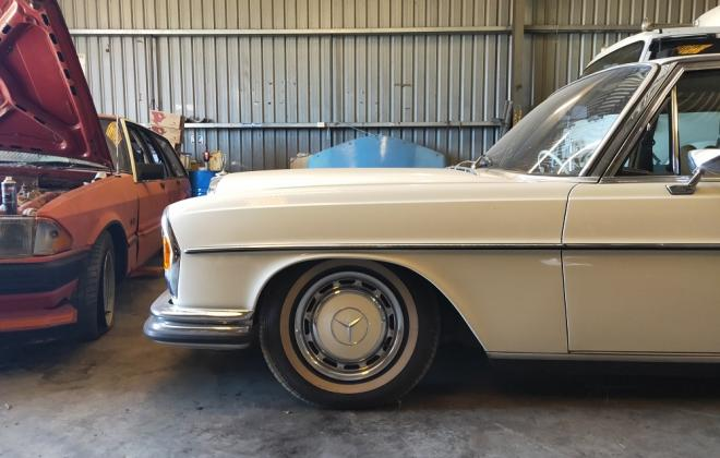 For sale - 1969 Mercedes 300SEL 6.3 Sedan White Australia RHD W108 W109(4).jpg