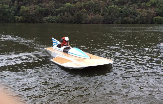 For sale - 1970s Hydroplane speed boat Sydney Australia NSW (11).JPG