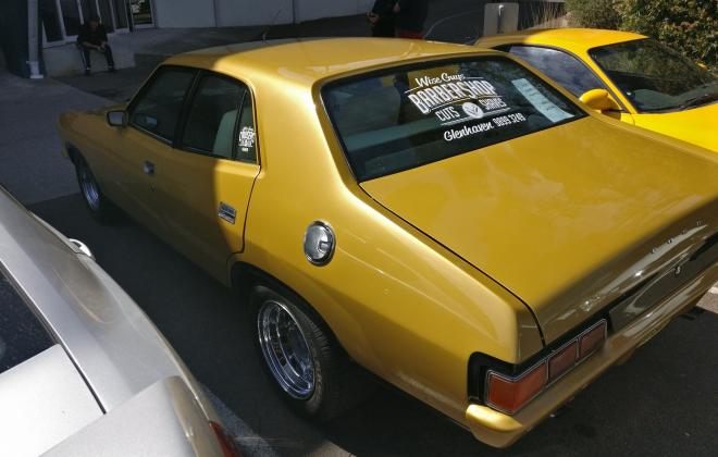 For sale - 1975 Ford Falcon XB GT sedan Tropic Gold images Sydney  (18).jpg