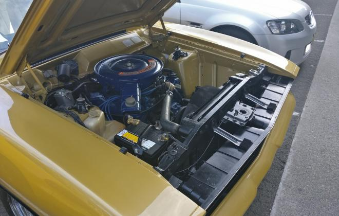 For sale - 1975 Ford Falcon XB GT sedan Tropic Gold images Sydney  (50).jpg