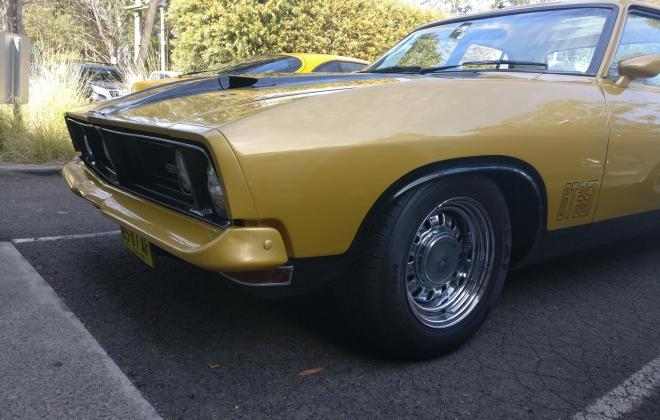 For sale - 1975 Ford Falcon XB GT sedan Tropic Gold images Sydney  (54).jpg