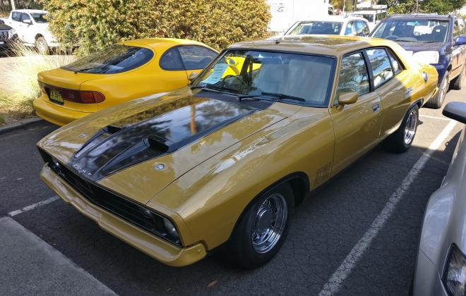 For sale - 1975 Ford Falcon XB GT sedan Tropic Gold images Sydney  (8).jpg