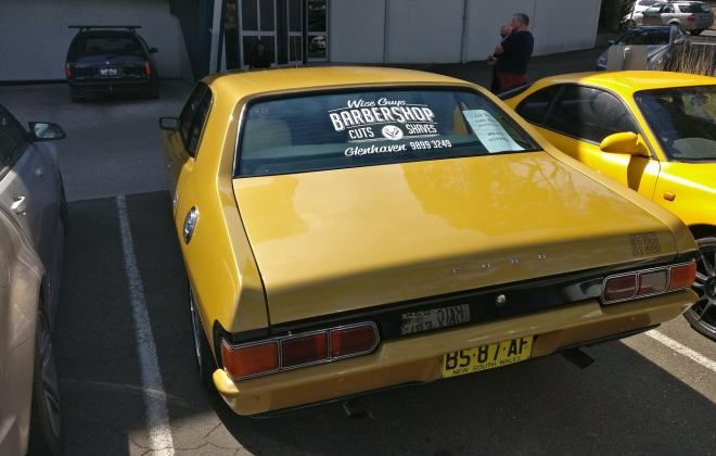 For sale - 1975 Ford Falcon XB GT sedan Tropic Gold images Sydney  (9).jpg