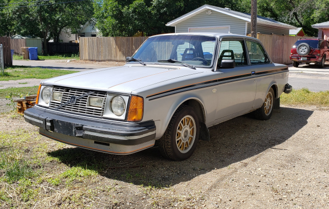 For sale - 1979 Volvo 242 GT Coupe silver Canada images 2021 (18).png