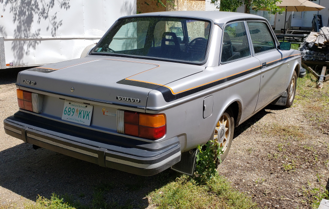 For sale - 1979 Volvo 242 GT Coupe silver Canada images 2021 (22).png