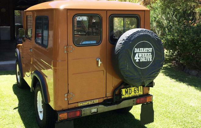 For sale - 1981 Daihatsu F20 TAFT SCAT NSW Australia (11).JPG
